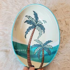 Palm Tree 🌴 Metal bowl